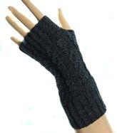 CELITAS DESIGN Fingerless gloves blend Made in Peru dgre