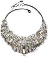 Amrita Singh Crystal Bib Necklace