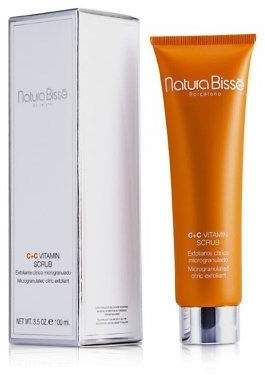 Natura Bisse NEW C+C Vitamin Scrub (Tube) 100ml Womens Skin Care