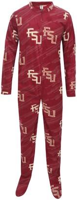 Women's Concepts Sport Garnet Florida State Seminoles Grandstand One-Piece Union Suit