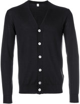 Eleventy long-sleeved cardigan - men - Silk/Merino - S