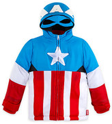 Disney Captain America Winter Jacket for Boys - Personalizable