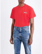Vetements 100% Pro cotton-jersey T-shirt