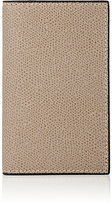 Valextra Women's Folding Card Case-BEIGE, LIGHT GREY