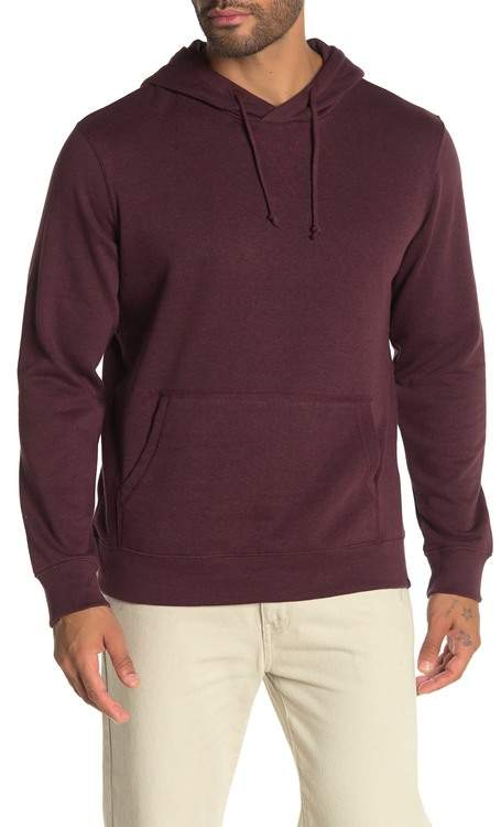 Threads 4 Thought Pullover Fleece Hoodie