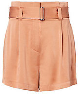 A.L.C. Deliah Belted Shorts