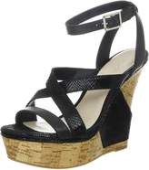 BCBGeneration Women's Rizza Wedge Sandal