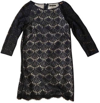 Tibi Blue Lace Dress for Women