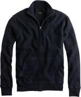 Cotton-cashmere Zip Sweater-jacket