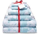 Cath Kidston Mono Rose Towel Set - 6 Piece