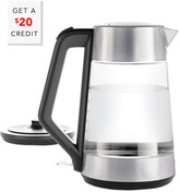 OXO On Cordless Glass Electric Kettle With $20 Rue Credit