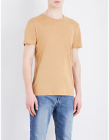 Closed Marl-effect Cotton-jersey T-shirt