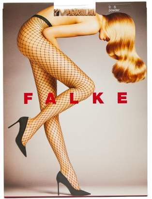 Falke Fishnet Tights - Womens - Nude