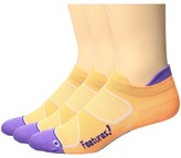 Feetures - Elite Ultra Light No Show Tab 3-Pair Pack No Show Socks Shoes
