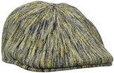 Kangol Headwear Men's Spaced 507 Flat Cap