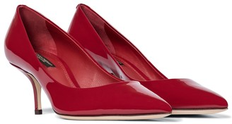Dolce & Gabbana Exclusive to Mytheresa Patent leather pumps