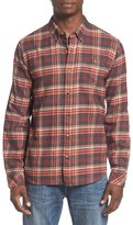 O'Neill 'Redmond' Trim Fit Plaid Flannel Shirt