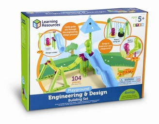 Educational Insights Learning Resources STEM Building Set Engineering and Design Playground