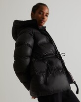 Thumbnail for your product : Hunter Women's Insulated Rubberised A-Line Puffer Jacket
