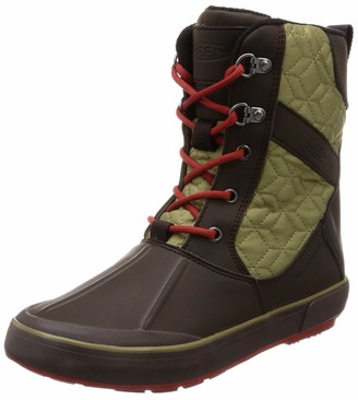 Keen Women's Belleterre Quilted Waterproof Boot