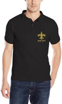 Vintage Fdhfi Who Dat-New Orleans Football Men Personalized Polo Shirts Dress