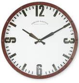 Madison Park Harlowe Metal Clock