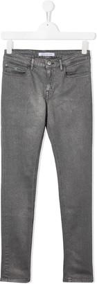 Calvin Klein Kids TEEN slim-fit jeans