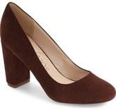 Sole Society Giselle Block Heel Pump (Women)