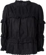 Etoile Isabel Marant Daniela high-neck blouse