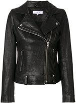 IRO zip up biker jacket