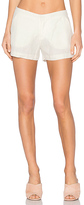 Joie Merci Short in Ivory. - size 0 (also in 2)