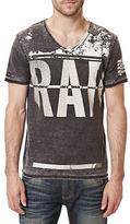 Buffalo David Bitton Short Sleeve V-Neck T-Shirt