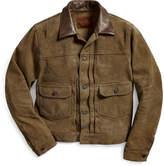 Ralph Lauren Roughout Suede Jacket
