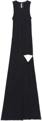 Ann Demeulemeester Cut-Out Maxi Dress