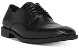 Dr. Scholl's Men's Proudest Leather Oil & Slip-Resistant Oxfords Men's Shoes