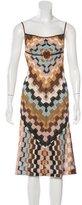 Missoni Metallic Midi Dress