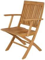 Barlow Tyrie Monaco Teak Folding Carver Chair