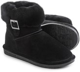 BearPaw Abby Boots - Suede Sheepskin-Wool, Lined (For Women)