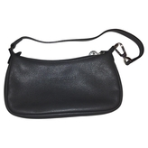 Longchamp Grey Leather Handbag