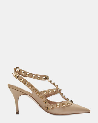Pink Inc - Women's Nude All Pumps - Sphinx - Size One Size, 7 at The Iconic