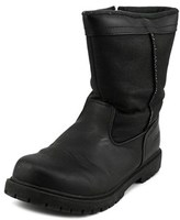Khombu Chicago Round Toe Leather Winter Boot.