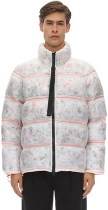 Raeburn Off-Cut Insulation Puffer Jacket