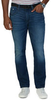 Nautica Five-Pocket Straight-Leg Jeans