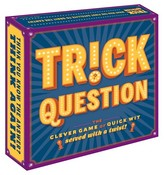 Chronicle Books Trick Question Board Game