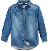 Tommy Hilfiger Little Boys' Max Denim Shirt