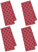 Lattice Dish Towels (Set of 4)