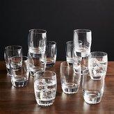 Crate & Barrel Set of 12 Otis Juice Glasses