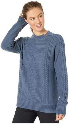 Obermeyer Tristan Cable Knit Sweater