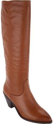 Frye Leather Tall Shaft Slouch Boots - Lila Slouch