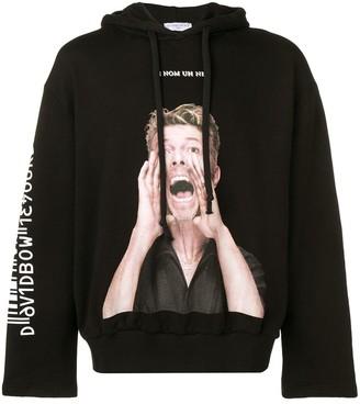 Ih Nom Uh Nit David Bowie print hoodie